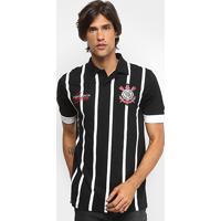 Netshoes  Camisa Polo Corinthians Democracia 1982 Masculina - Masculino c3053067719fb