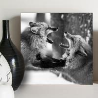 Quadro - Fox Love