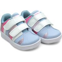 Tênis Infantil Bee Happy Dock Classic Star Iii - Feminino-Azul Claro
