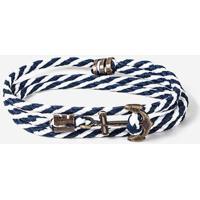 Pulseira Cordão Navy 3 Voltas 100510