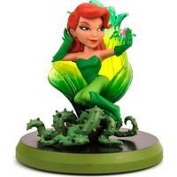 Figura Colecionável 15 Cm - Q-Figures - Dc Comics - Poison Ivy - Bandai - Unissex-Incolor