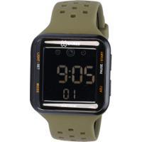 Relógio Digital X Games Xgppd100 - Masculino - Preto/Verde