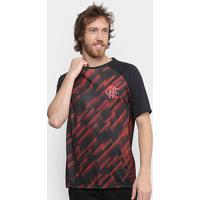 Camiseta Flamengo Upper Masculina - Masculino