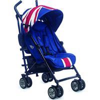 Carrinho Bebê Mini Buggy Easywalker Union Jack Classic Azul