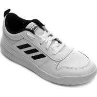 Tênis Adidas Vector K Infantil - Unissex-Branco+Preto