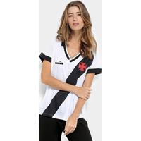Camisa Vasco Ii 19/20 S/N° - Torcedor Diadora Feminina - Feminino