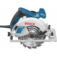 Serra Circular Profissional 1400W Gks190 Bosch 127V