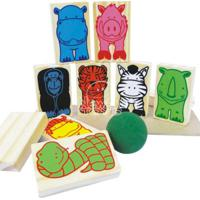 Equilíbrio Animais Newart Toys Colorido