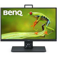Monitor Benq Led, 27´, 2K, Ips, Hdmi, Displayport, Usb-C, Altura Ajustável - Sw270C