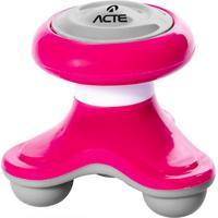 Mini Massageador Corporal T150 Acte Sports - Rosa