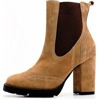 Bota The Box Project Pleasure Feminina - Feminino-Caramelo