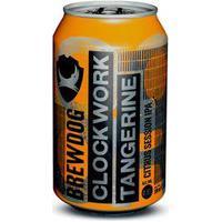 Cerveja Brewdog Clockwork Tangerine Session Ipa Lata 355Ml