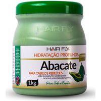 Creme De Hidratação Profunda Abacate 1Kg Hair Fly