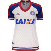 Camisa Esquadrão Bahia I 2018 Feminina - Feminino