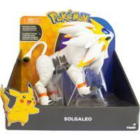 Figura Articulada Pokémon Pack Lendário Solgaleo Sunny - Unissex-Incolor