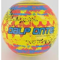 Bola Dalponte Prime 81 Termotech Campo Amarela