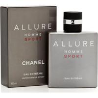 Perfume Allure Homme Sport Eau Extrême Masculino Chanel