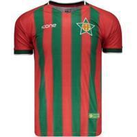Camisa Ícone Sports Portuguesa Rj Ii 2018 Masculina - Masculino