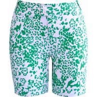 Shorts Pau A Pique - Feminino-Verde