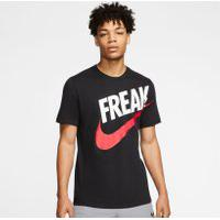 "Camiseta Nike Dri-Fit Giannis ""Freak"" Masculina"
