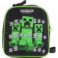 Lancheira Térmica Minecraft