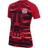 Camisa De Goleiro Nike Corinthians 2019/20 Feminina