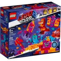Lego Movie - O Filme 2 - Box Rainha Flaseria - 70825