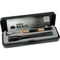 Mini Lanterna Maglite- Preta- 10Xã˜1Cm- Victorinovictorinox