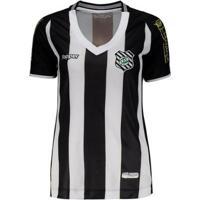 Camisa Topper Figueirense I 2018 Feminina - Feminino