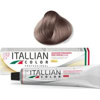 Coloração 8.1 Louro Claro Cinza (18) Itallian Color 60G