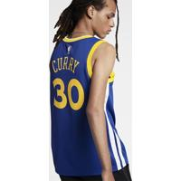 Regata Nike Golden State Warriors Icon Edition Swingman Masculina