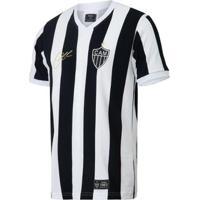 Camisa Atlético Mineiro Retrô 1983 Éder - Masculino
