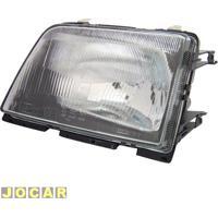 Farol - Ifcar (Empresa Arteb) - Monza 1988 Até 1990 - Lado Do Motorista - Cada (Unidade) - 0080005