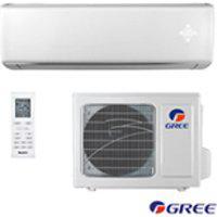 Ar Condicionado Split Hw Eco Garden Gree Com 24.000 Btus, Frio, Turbo, Branco - Gwc24Qe-D3Nnb4B/I