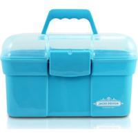 Jacki Design Caixa Organizadora (G) Cor Azul