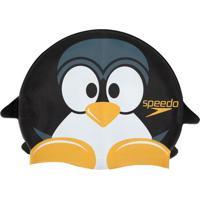 Touca Speedo Pinguim Infantil - Masculino