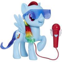 Boneca E Acessórios - My Little Pony - Cante Com Rainbow Dash - Hasbro