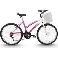 Bicicleta Track Bikes Parati Juvenil Aro 24 - Unissex