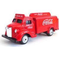 Bottle Truck 1947 Coca-Cola 1:87 Caminhão Miniatura