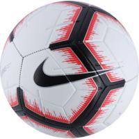 f9a5b321fd Bola De Futebol De Campo Nike Strike Fa18 - Branco Preto