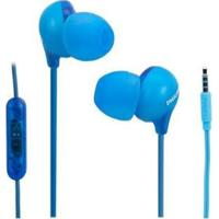 Fone De Ouvido Philips Upbeat She2405Bl/00 Intra-Auricular Com Microfone - Unissex
