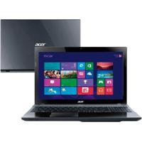 "Notebook Acer V3-571-9423 - Intel Core I7-3632Qm - Ram 6Gb - Hd 500Gb - Tela 15.6"" - Windows 8"
