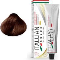 Coloração 5.34 Marrom Escuro Cobre Color 60G Itallian Hairtech