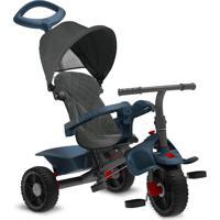 Triciclo Smart Reclinável (Azul)