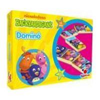 Domino Backyardigans Nickelodeon 28 Pecas Em Madeira - Ciabrink