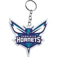 Chaveiro Exclusivo Nba Charlotte Hornets - Unissex