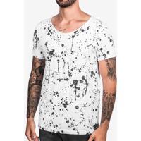 Camiseta Ink Branca 103100
