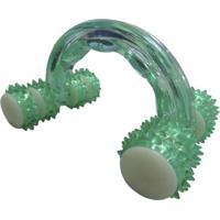 Massageador Manual Supermedy 4 Pontas Roller Anatômico - Unissex