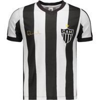 Camiseta Atlético-Mg Nº 09 Reinaldo Retrô Masculina - Masculino
