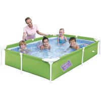 Piscina Frame Pool Estruturada 1,200 Litros Verde - Bestway